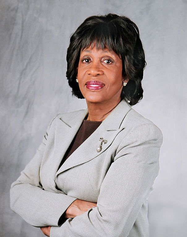 Rep. Maxine Waters warns Trump: 'Get ready for impeachment. Because we're going there.'