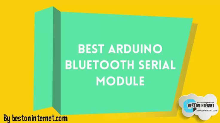 Best Arduino Bluetooth Serial Module  https://www.youtube.com/watch?v=OIRKWa5bVEs   #BluetoothSerialModule