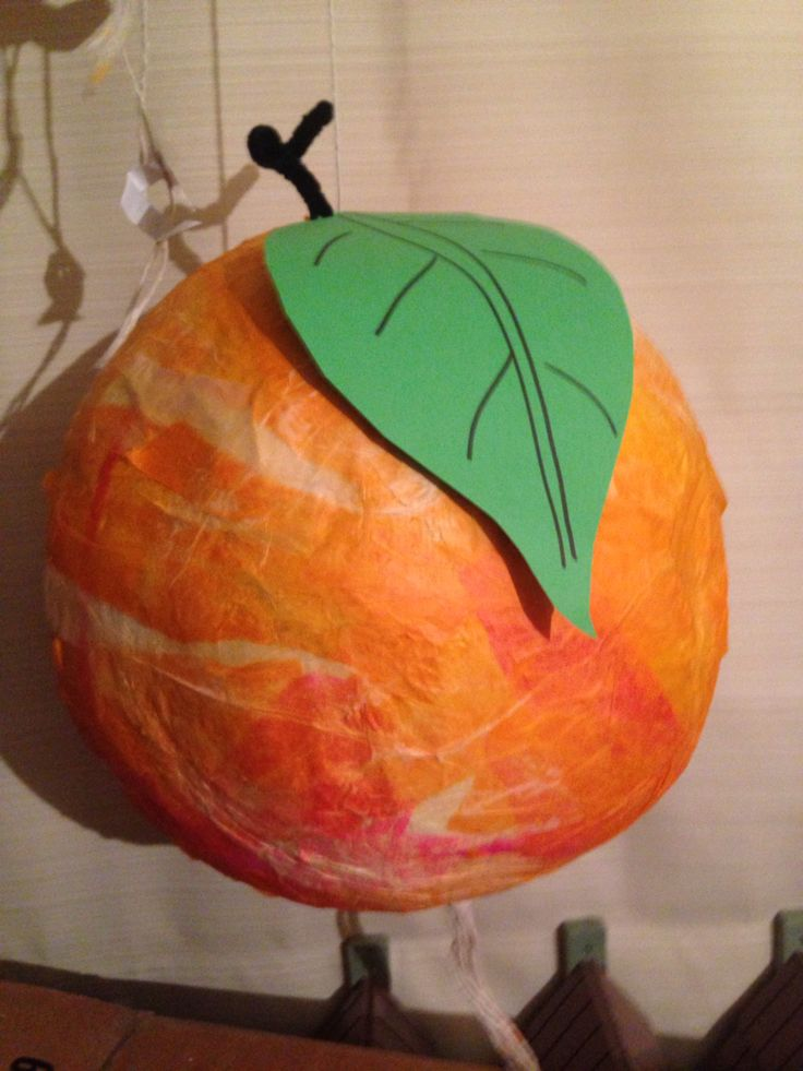 James and the Giant Peach - Pull Piñata - Roald Dahl Party