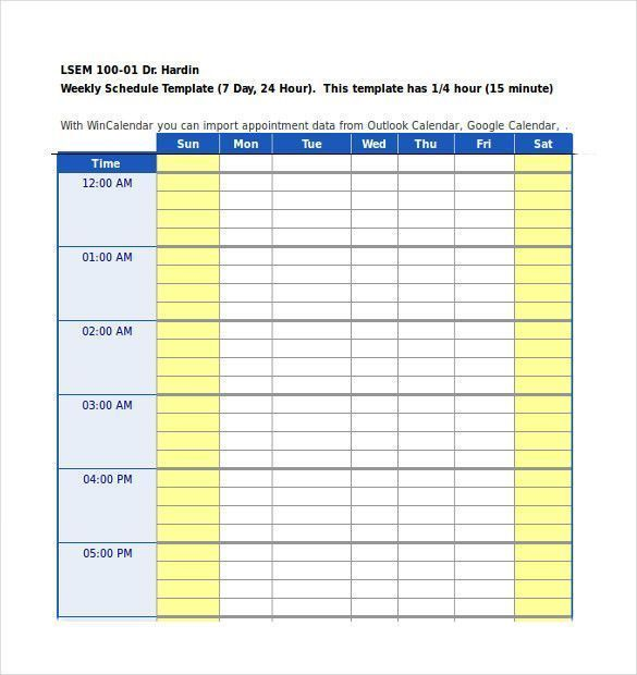 New Snap Shots Daily Schedule Free Ideas Habits Are Powerful But