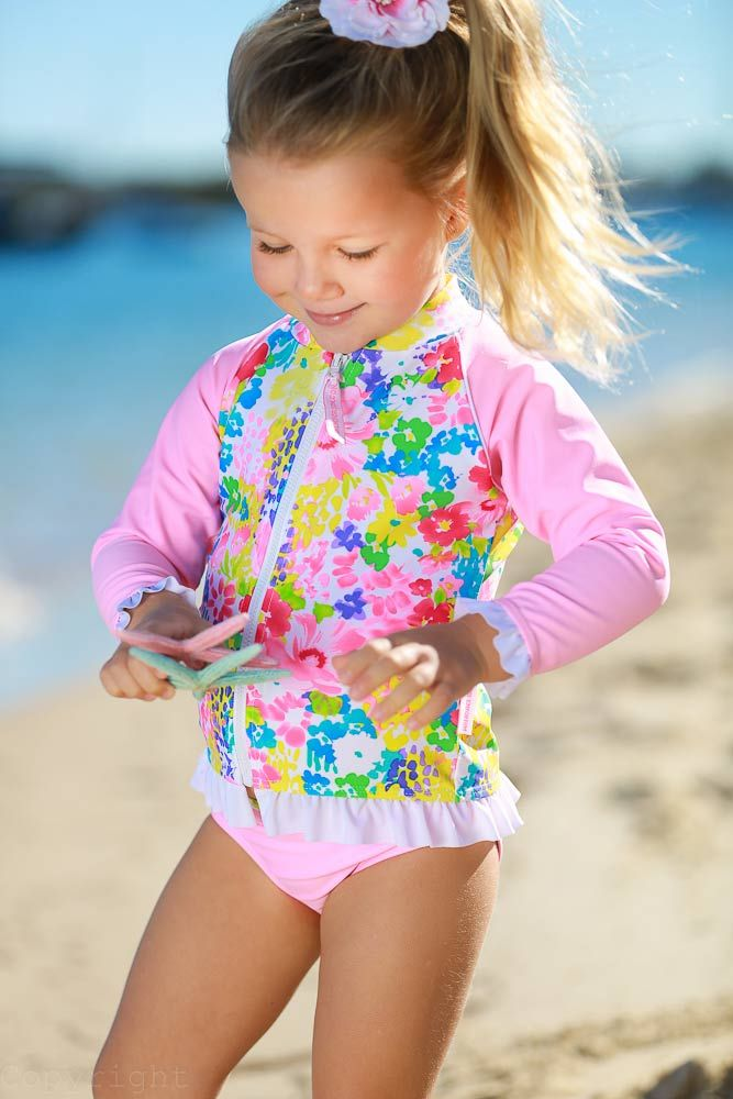 how to add sleeves to a swimsuit