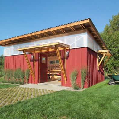 Shed Roof Design [ shop ] | tools | Pinterest | Shed Roof Design, Shed ...