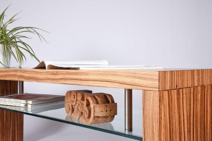 Console Table by Ebanisteria Cavallaro