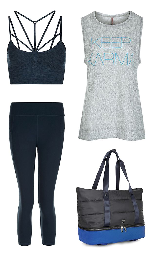 Yoga outfit ideas that will take you from studio to street.