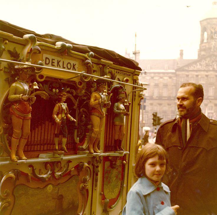 Pappa Frans met dochter Aimée