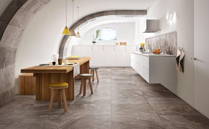 Bistrot - #Taupe #Kitchen