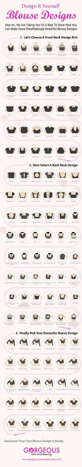 30 Fashionable Front Neck Blouse Designs 35 Stylish Back Neck Blouse Designs 25 Exquisite Boat Neck Blouse Designs. jwt