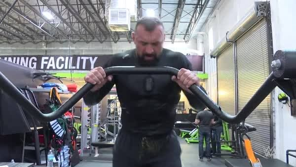 Vladimir Kozlov got in the best shape of his life preparing for John Wick and Fast & Furious 8 with Dwayne The Rock Johnson!