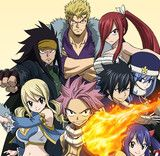 """Crunchyroll to Stream New Episodes of """"Fairy Tail"""" Anime"""