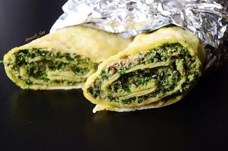 Tojásmentes paleo lángos / tortilla / palacsinta (vegán)