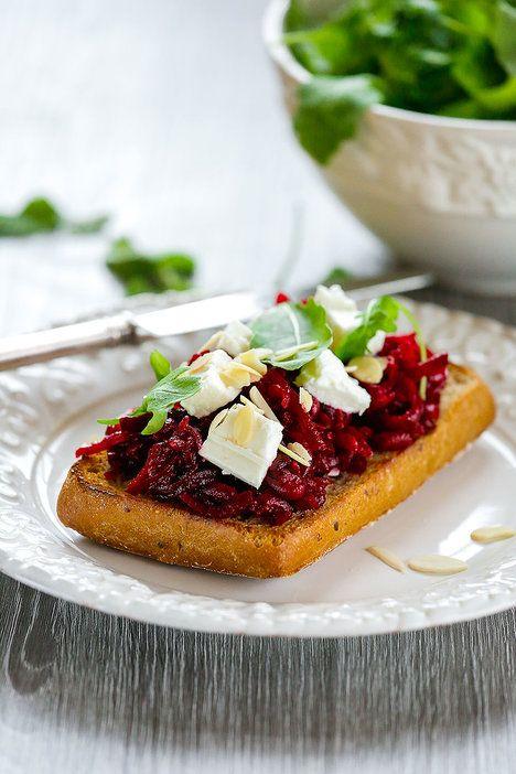 Červená řepa chutná výborně s různými druhy sýrů i ořechů; Jan Přibylský