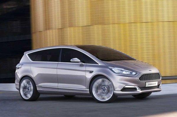 Σε πρώτο πλάνο το Ford S‑MAX Vignale Concept http://www.caroto.gr/?p=18176