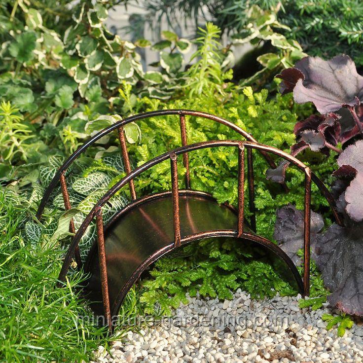 16 best fairy garden bridges images on pinterest for Zen garden bridge