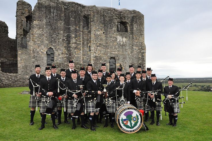 UQ Pipe Band at Emmanuel College - World Folklines. Performing at the Woodford Folk Festival 2014/15.  For more info visit: http://www.woodfordfolkfestival.com