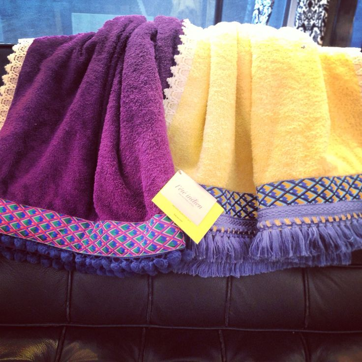 L'été indien boho beach towels! Cheyenne (left) or Hualapai (right)? #beachtowels