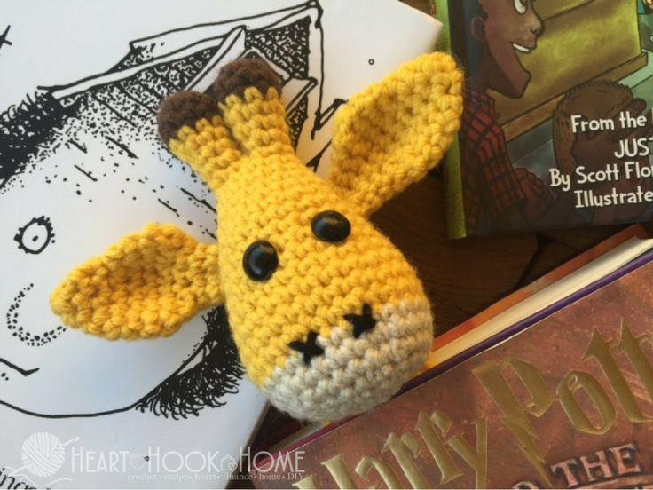 April's Baby Giraffe Crochet Pattern