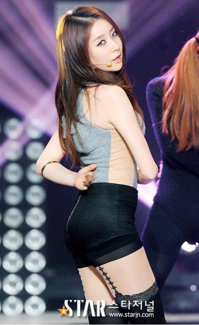 Stellar Kim Ga-Young 스텔라 김가영 뒷태 7p