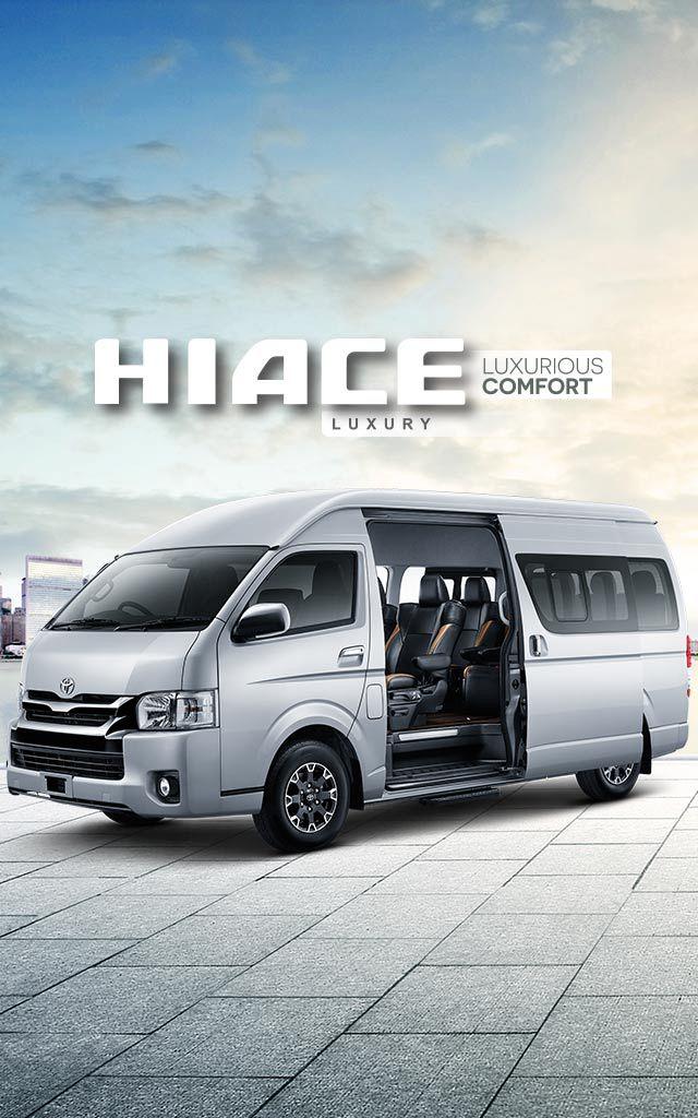 Harga Mobil Baru Toyota Hiace Semarang Nasmoco Kaligawe | Tira 081326229000