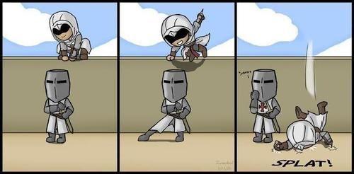 assassin's creed funny   Assassins Creed FAIL