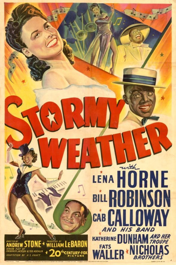 Stormy Weather, Lena Horne