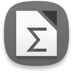 Formulator MathML Editor Portable, a mathematical expressions editor of…