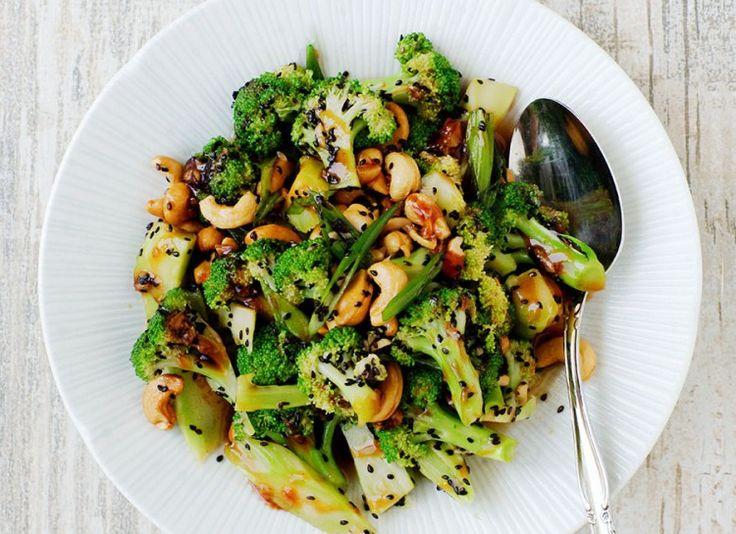 ... about Salads on Pinterest   Potato salad, Dressing and Broccoli salads