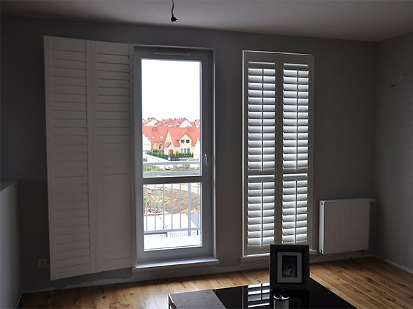 Shutters comes first!