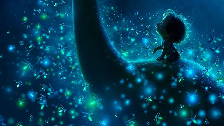 How Pixar created the beautiful, dangerous world of 'The Good Dinosaur'