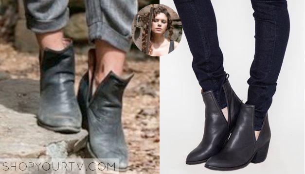 Constantine: Season 1 Episode 4 Zed's Black Ankle Boot