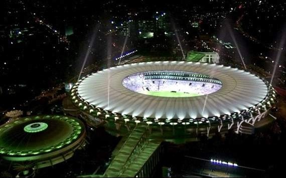 Brasil 2014: Estadio Maracana - Río de Janeiro