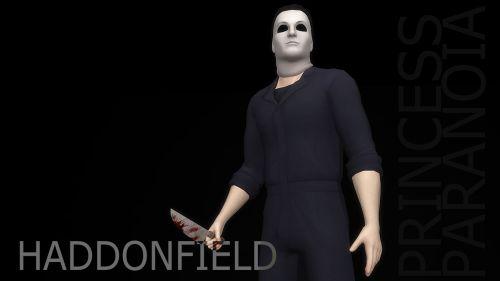 CAS / Homme / Costume Michael Myers