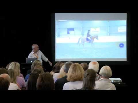 Equitana 2011. Dr Andrew McLean. Biomechanics and learning. Long video, but highly educational.  It explains why many natural horsemanship techniques actually work, or not.  Parelli training is mentioned as one of the methods that is supported by scientific evidence.