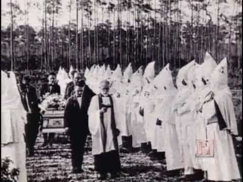 Ku Klux Klan - A Secret History - Documentary detailing the history of the Ku Klux Klan. A far right extremist racist movement founded in 1866 which reached unprecedented popularity during the early part of the Jim Crow era in U.S.A. The Organization went on to gain international popularity and still exists today.
