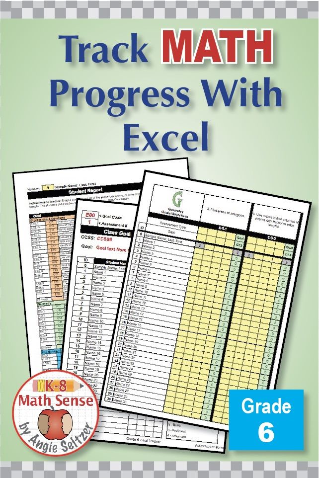 Try this Excel spreadsheet for planning and tracking progress on all
