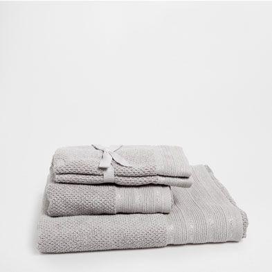 Colcha e capa de almofada algod o desenho geom trico cor - Zara home portugal ...