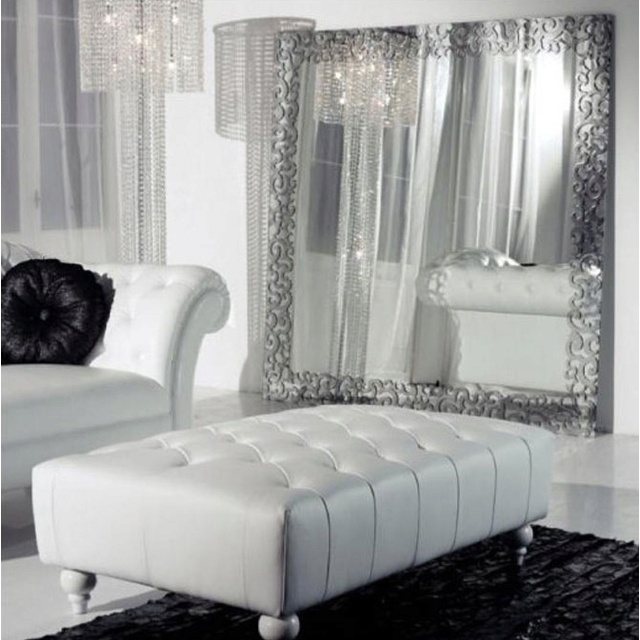 Amazing White Leather Sofa Decorating Ideas: 17 Best Ideas About White Leather Couches On Pinterest