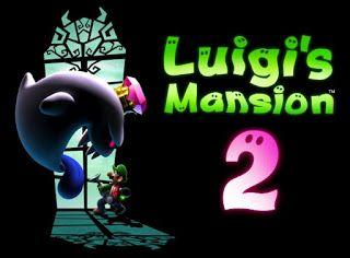 GameUp Cinisello Balsamo: #Luigi's #Mansion 2