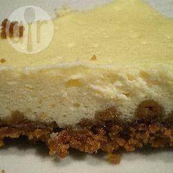 Cheesecake de ricota @ allrecipes.com.br