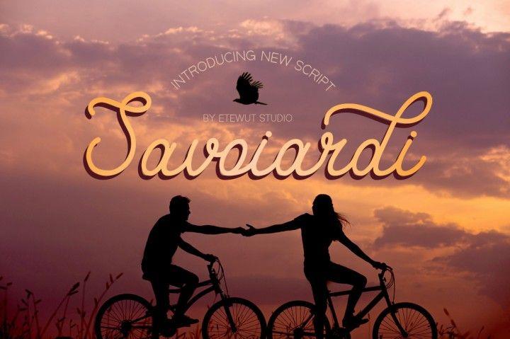 Savoiardi script By Etewut