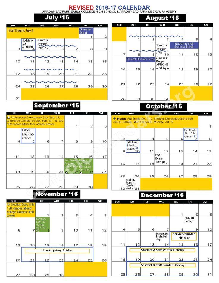 Wake Tech Academic Calendar Summer 2020