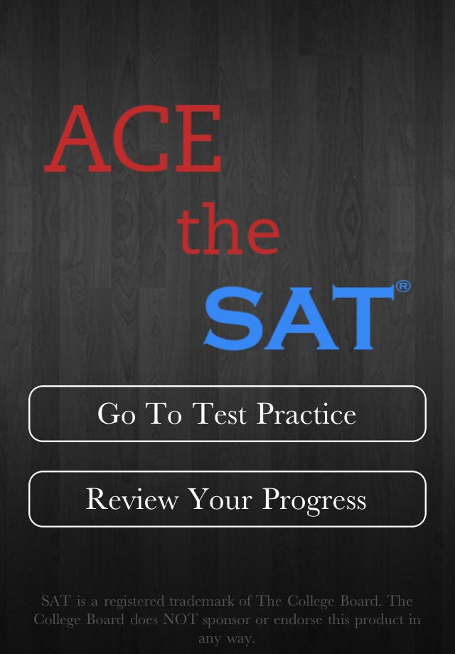 FREE cool tool alert! Ace the SAT. This app helps students practice math for the SAT's.