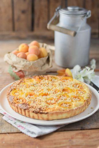 Apricot Yogurt Tart – Apricot Yogurt Tart #summer #apricots #yogurt #cake   – Backen