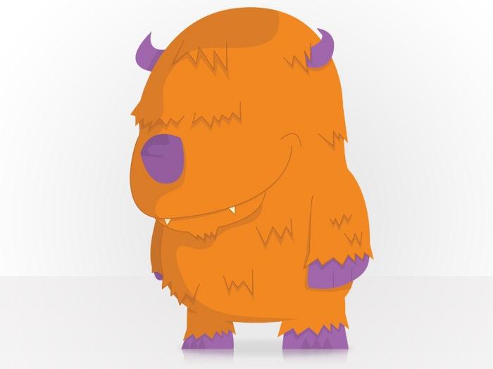 Character designed for Publix Halloween 2010 #publix #halloween