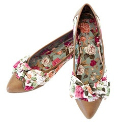 Stasia Florence Flat Shoes