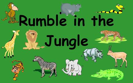 Rumble in the Jungle: This resource has over 100 files including templates of characters for stick puppets, a selection of literacy and numeracy activities and worksheets, as well as a pairs and dominoes game. It also includes animal fact files, guided reading activities and a number display.