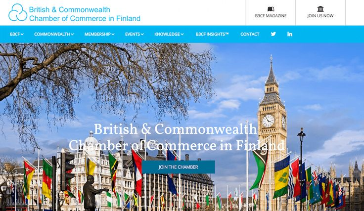 Business, Events, Exclusive Network and Opportunities in the 53 Commonwealth Countries and in Finland.