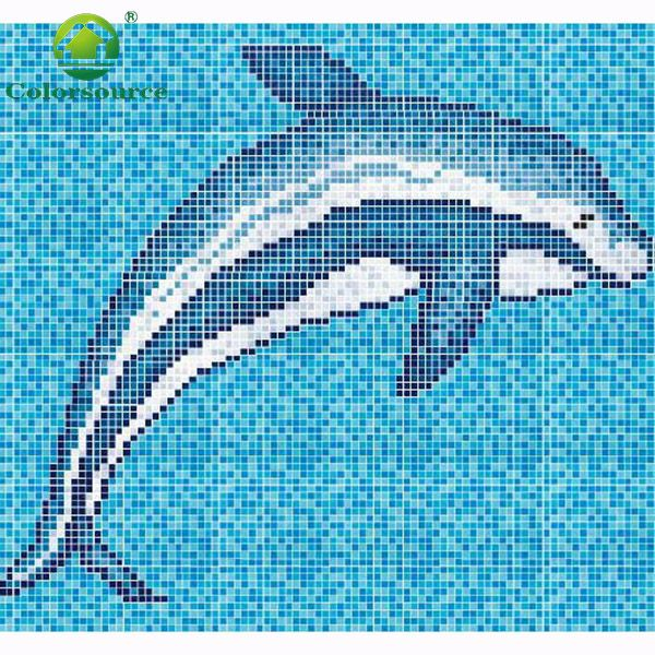 16 best Pool Mosaic Patterns images on Pinterest