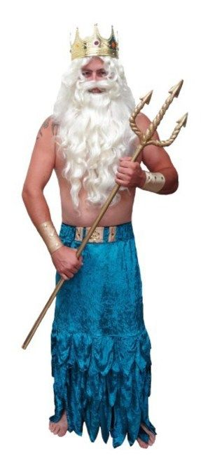 yep! danny is going to be King Triton