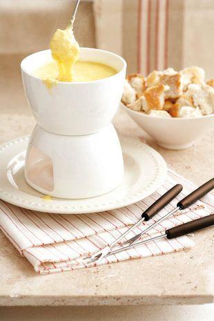 Kaas fondue | SARIE | Cheese fondue