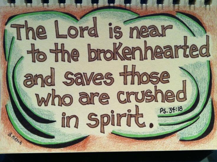Psalm 34:18The Lord, Dear God, Inspiration, Quotes, Psalms 34 18, Jesus Christ, Psalms 3418, Broken Heart, Jesus Stuff